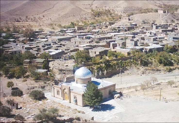 روستای کریمو
