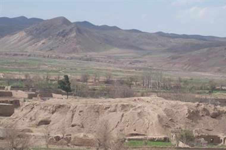 محوطه تاريخي جوزقان