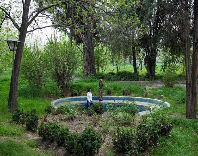 باغ و عمارت سعیدی در نیشابور