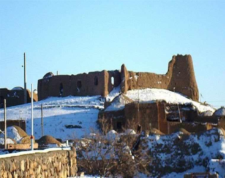 قلعه تاریخی اسفزار