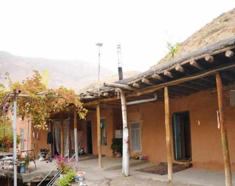 روستای بوژان، ماسوله نیشابور