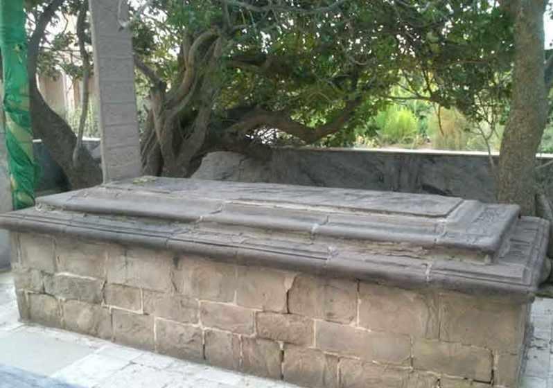آرامگاه مولانا شیخ زين الدين ابوبكر تایبادی