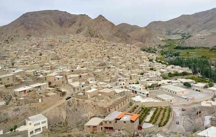 روستای شاخن بیرجند
