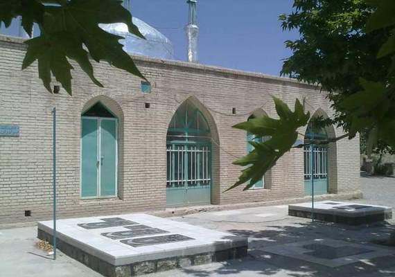 امامزاده سلطان سلیم (ع)-بوژآباد