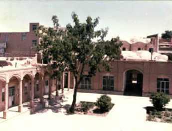 محله چهار درخت