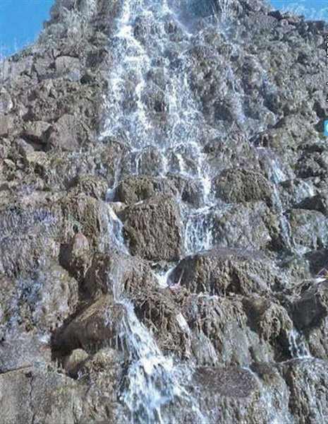 آبشار کاخک
