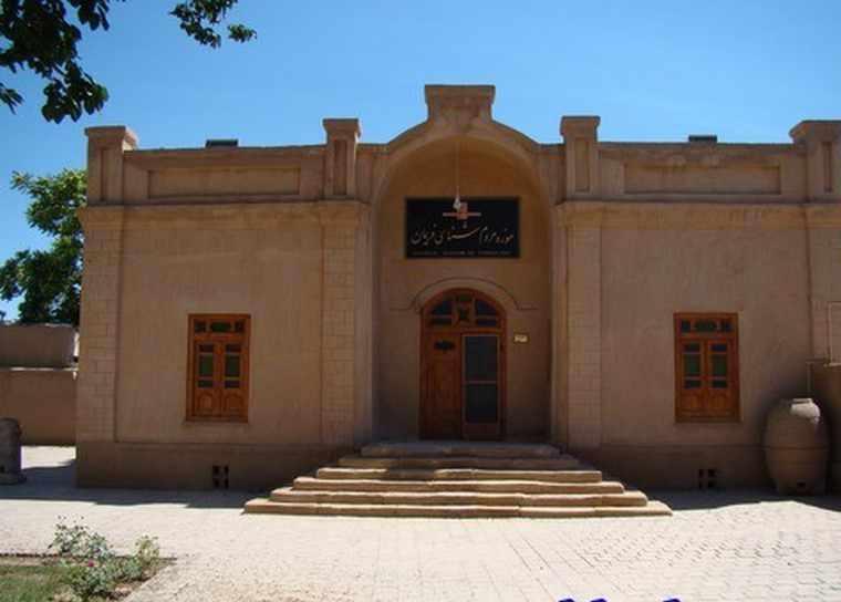 موزه مردم شناسي قوچان