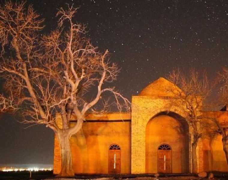 بقعه شیخ آذری بیهقی اسفراینی