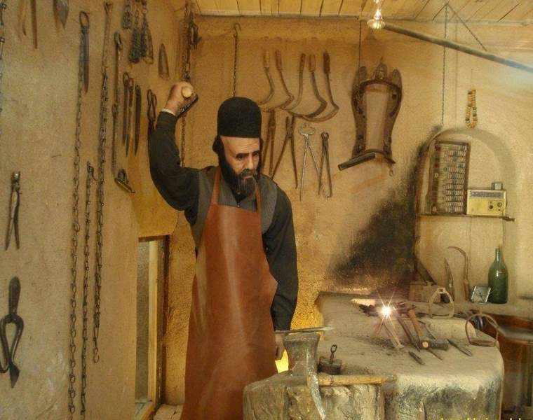 موزه مردم شناسی تربت حیدریه(رباط طبسی)