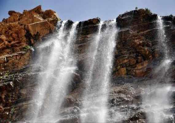 آبشار دررود نیشابور