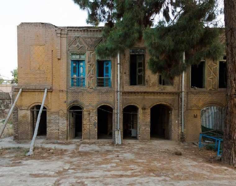 باغ و عمارت امین الاسلامی نیشابور