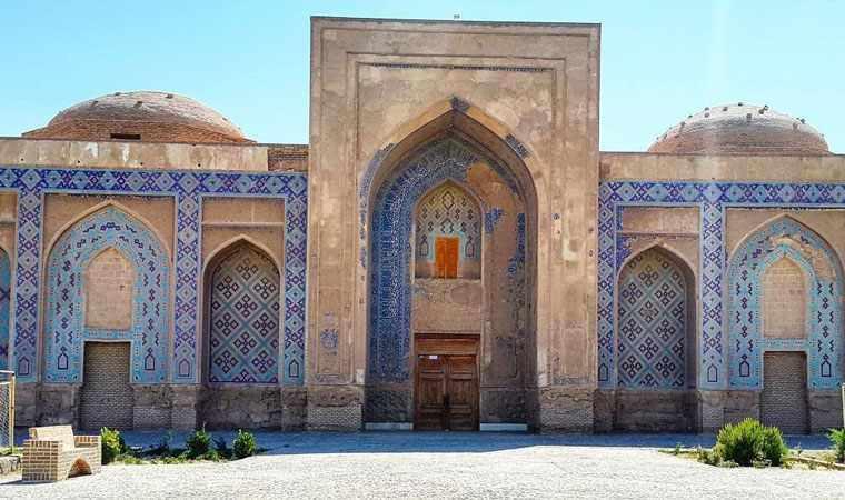 مدرسه مسجد غیاثیه خرگرد