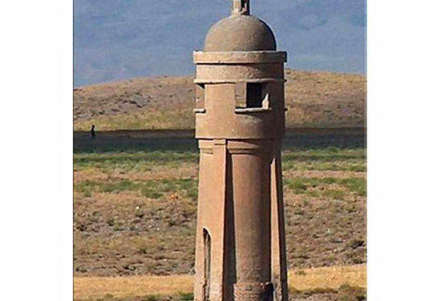 برج واقع فریمان