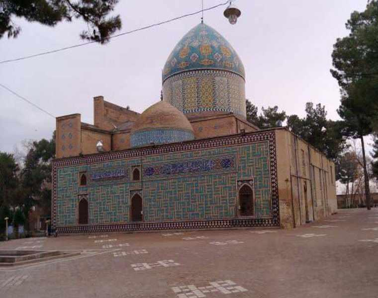 امامزاده محروق