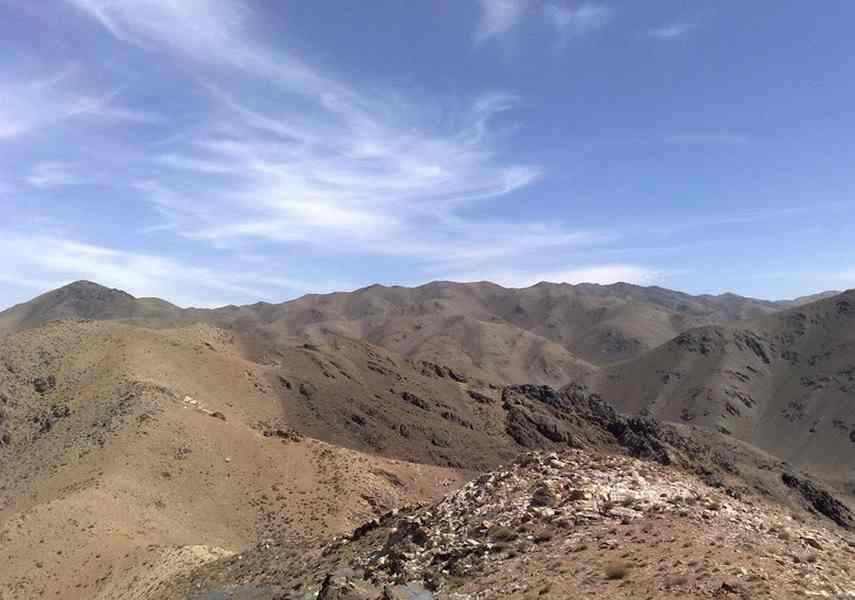 سیاه کوه هلالی