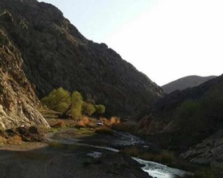 منطقه تفریحی علی آباد