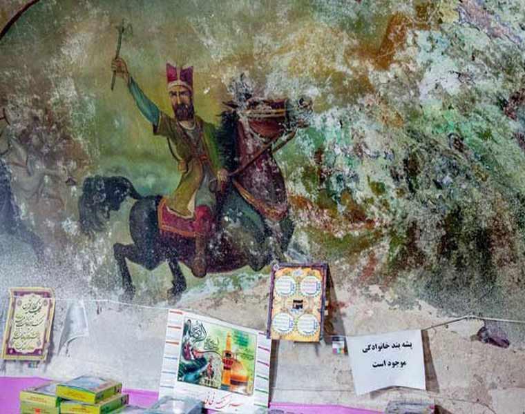 بازار تاریخی نیشابور