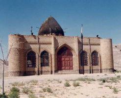 آستان مقدس امامزاده عبدالرضا (ع) ـ توده
