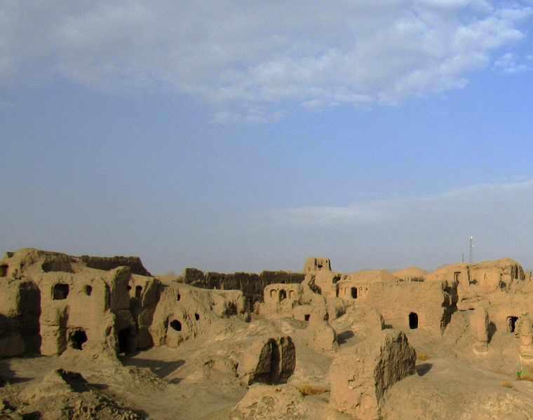 قلعه کهنه زعفرانیه
