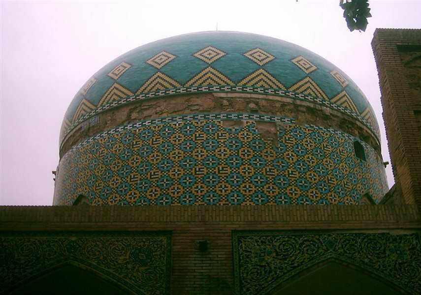 مسجد کبود گنبد