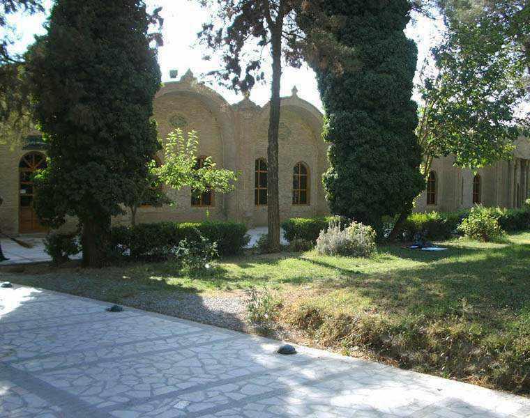 کتابخانه ملی کرمان