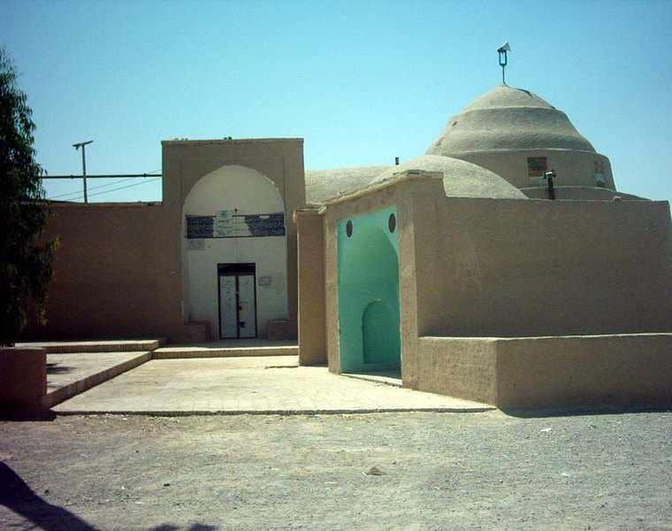 مسجد بیرون