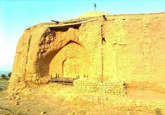 امامزاده عبدالله (ع) ـ جهان آباد