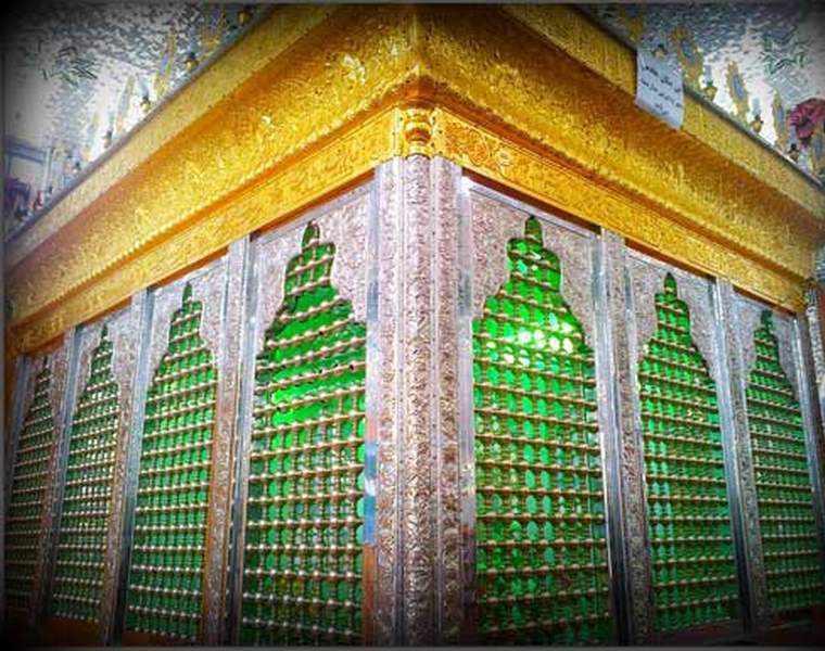 امامزاده حمزه (ع) ـ عشق آباد