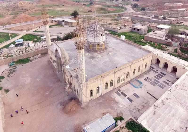 امامزاده هفت شهیدان مسجد سلیمان