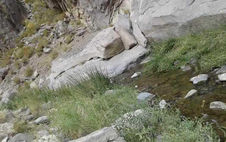 آبشار خروشان گیشیگان راین