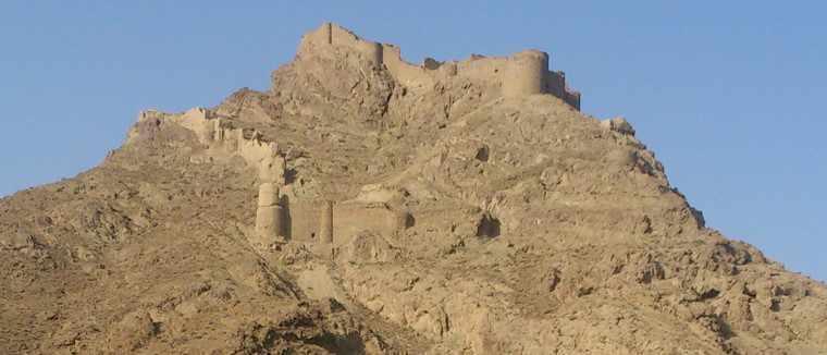 قلعه های ساوری