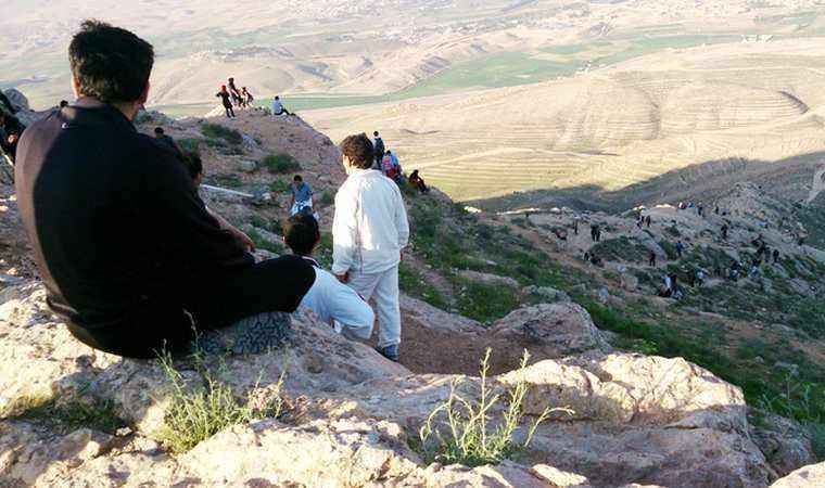 کوه بابا موسی
