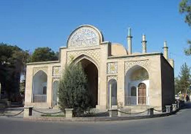 دروازه ارگ سمنان