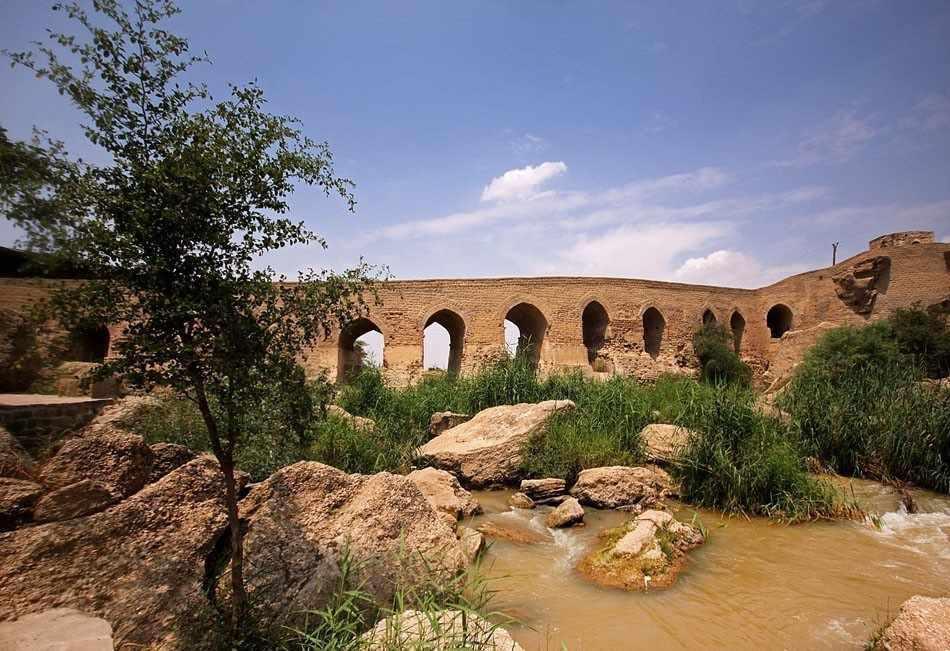 نهر گرگر و پل بند گرگر