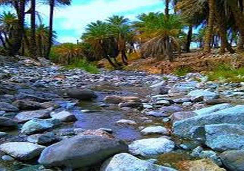 منطقه کوهستانی درباغ قلعه گنج