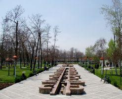 بوستان پردیس قائم مشهد