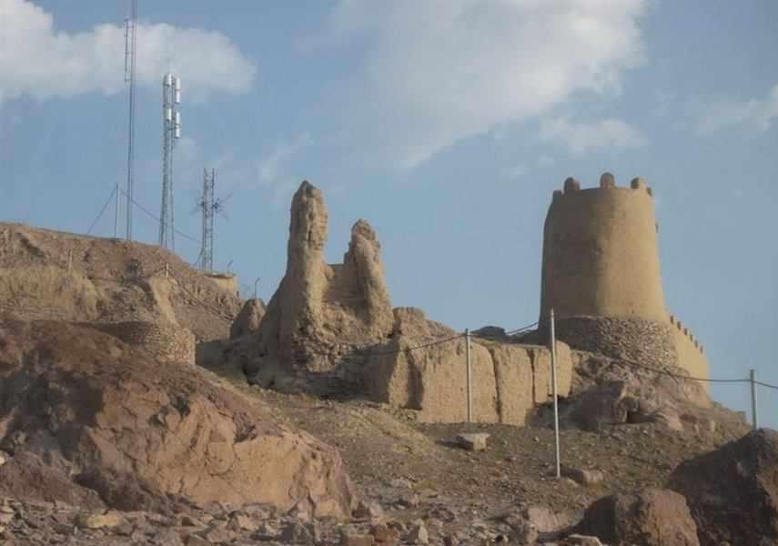 قلعه ضرغام یا سعید خان، قلعه تاریخی کهنوج