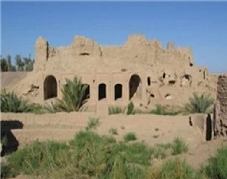 قلعه ساسانی