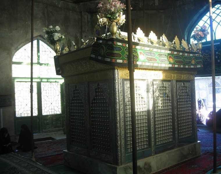 امامزاده سید ابراهیم زرند