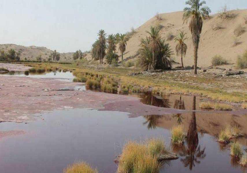 چشمه آبگرم کلپورگو
