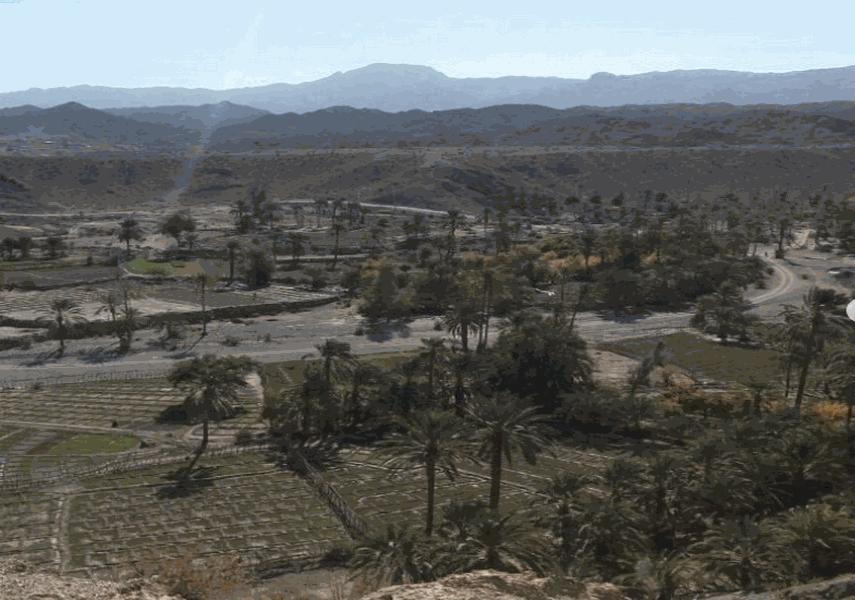 روستای مارز قلعه گنج