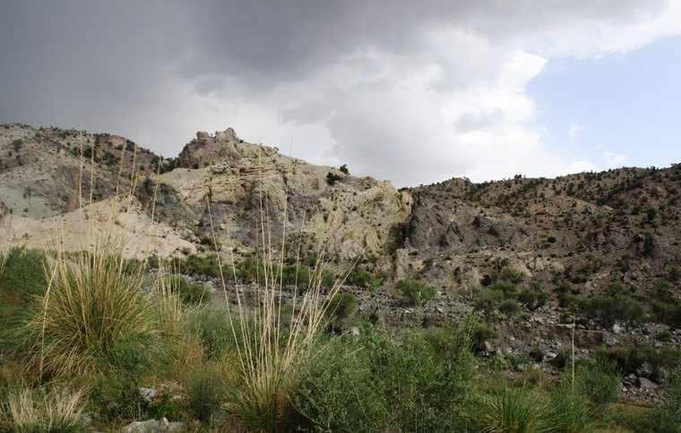 منطقه حفاظت شده سنگ مس