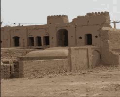 قلعه خان روستای قلعه شهید