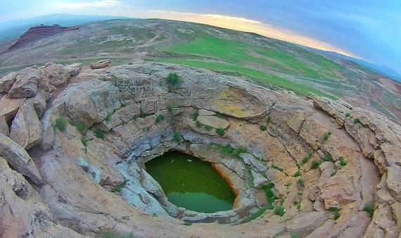 چشمه معدنی شفابخش گراب