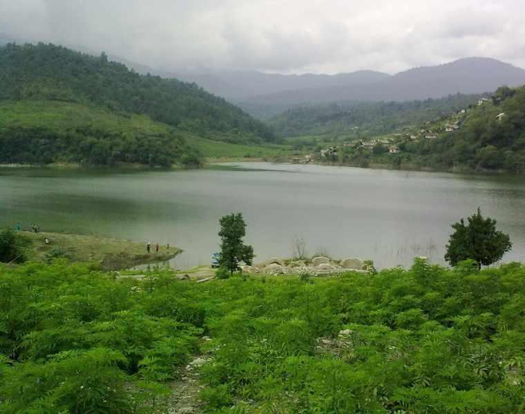 جنگل دیدنی دهستان لفور (لپور)