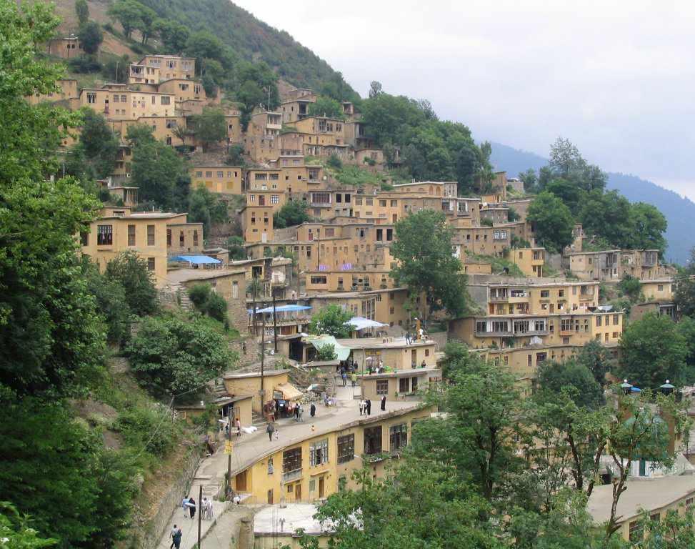 روستای فردو