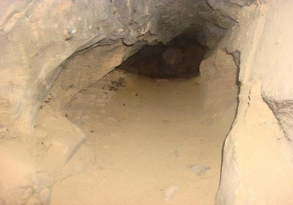 غار زری مشهد