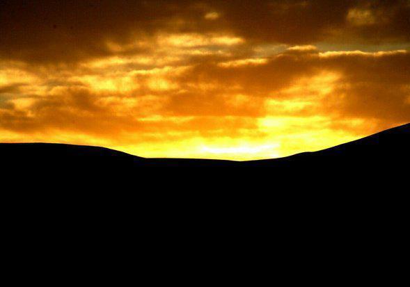 کویر یلان ، قله ریگ