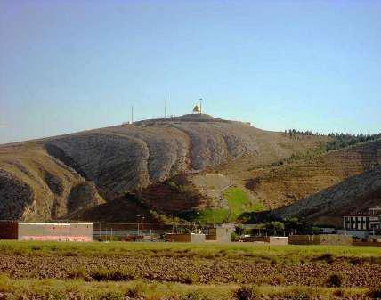 کوهستان پارک شیرکوه شیروان