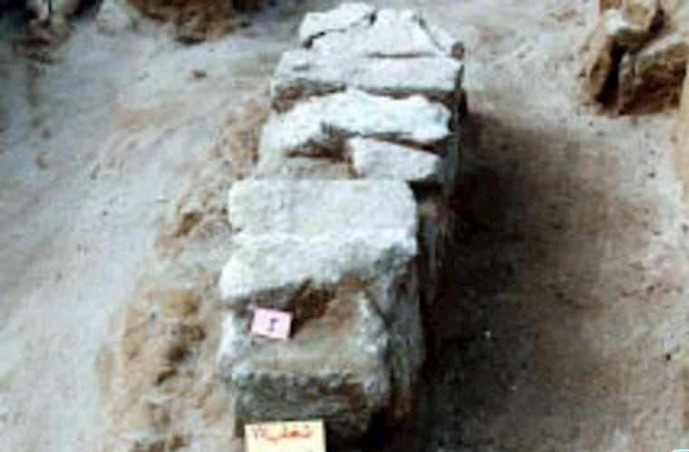 دفن متفاوت اجساد در گورستان شغاب